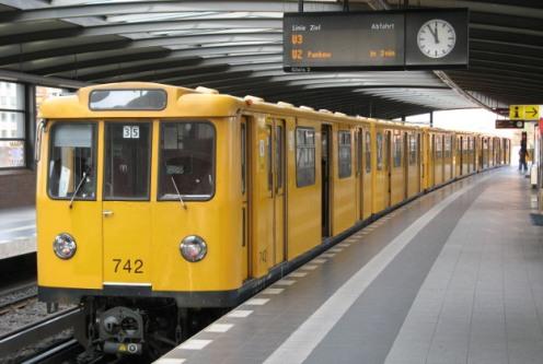 U-Bahn-