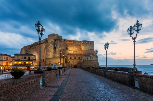 World___Italy_Fortress_on_the_waterfront_in_Naples__Italy_062550_